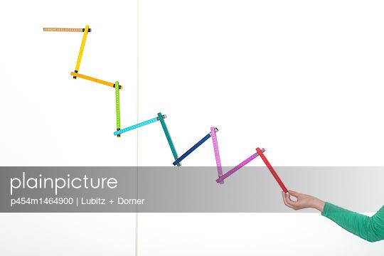 Tendenz sinkend - p454m1464900 von Lubitz + Dorner