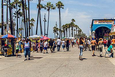 Venice Beach, California - p1084m857995 by Operation XZ