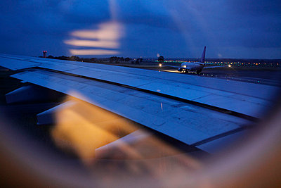 Airport in Rome - p2280585 by photocake.de