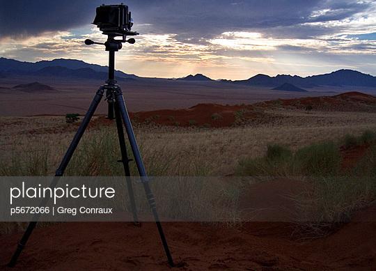 captured sky (namibia)  - p5672066 by Greg Conraux