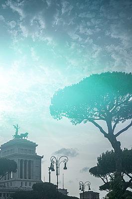 Denkmal für Vittorio Emanuele II (Vittoriano) - p1275m1172082 von cgimanufaktur