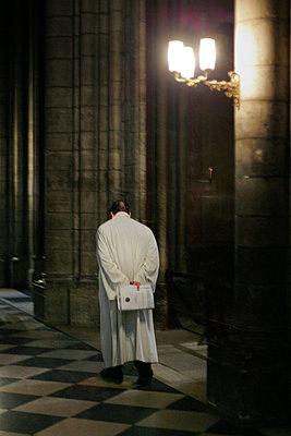 Notre Dame de Paris, Paris - p1028m767071 von Jean Marmeisse