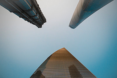Skyscrapers  - p795m1161274 by Janklein