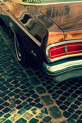 Oldtimer in Warschau - p432m1563456 von mia takahara