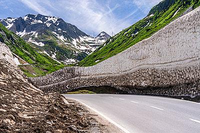 Switzerland, Valais, Nufenen Pass - p300m2013051 by Stefan Schurr