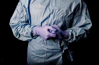 Chirurg - p999m791589 von Monika Kluza