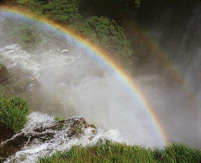 Iguazu Falls - p1349m1201066 by Nicolas Blandin