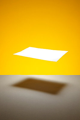 Floating Paper - p1075m816810 by jocl