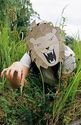 Löwe entlaufen - p2140467 von hasengold
