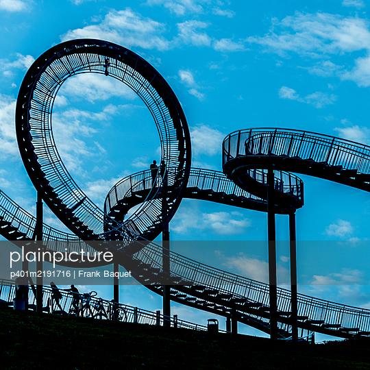 Tiger & Turtle Magic Mountain Duisburg - p401m2191716 by Frank Baquet