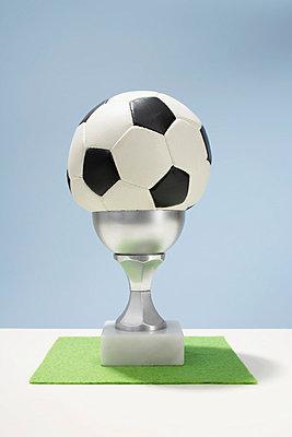 Fußballpokal - p4640566 von Elektrons 08