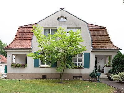 Haus in der Siedlung Teutoburgia II - p105m882382 von André Schuster