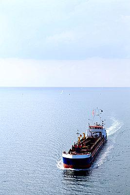 Freighter - p179m831153 by Roland Schneider