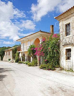 Village road - p606m794169 by Iris Friedrich