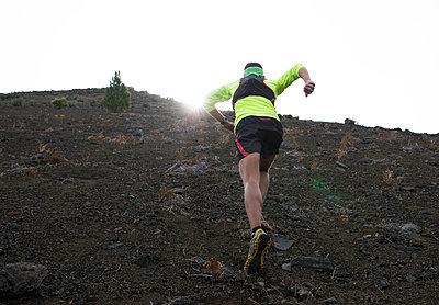 Trail Running - p608m1116290 von Jens Nieth