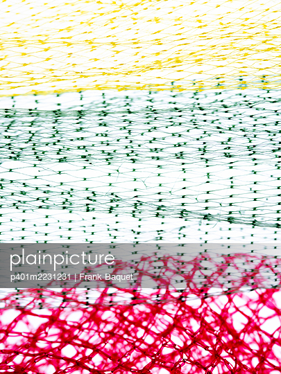 Net packaging - p401m2231231 by Frank Baquet