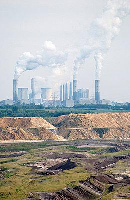 Kohlekraftwerk - p3830583 von Thorsten Elbing