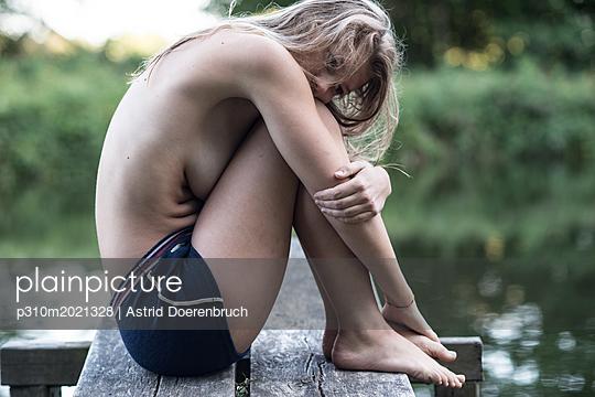 Ausruhen - p310m2021328 von Astrid Doerenbruch