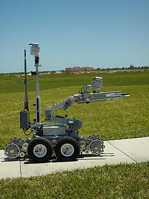 Roboter - p913m1538457 von LPF