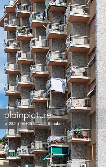 Hochhaus in Genua - p1292m1169357 von Niels Schubert