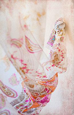 Silk Scarf - p1390m1510488 by Svetlana Sewell