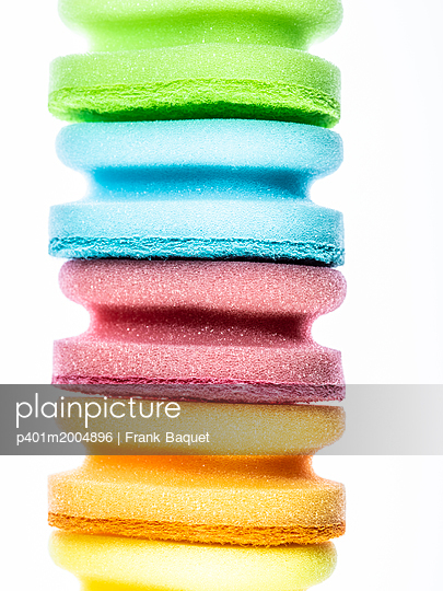 cleaning sponges - p401m2004896 by Frank Baquet