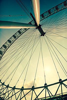 London Eye - p432m1460933 von mia takahara
