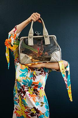 Transparent handbag - p1621m2253089 by Anke Doerschlen