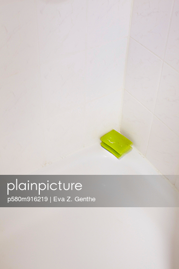 Cleaning mania - p580m916219 by Eva Z. Genthe