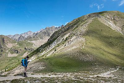 Hiking - p117m2039085 by Katja Nitsche