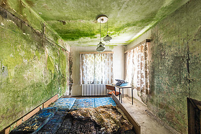 Abandoned hotel  - p1440m1497500 by terence abela
