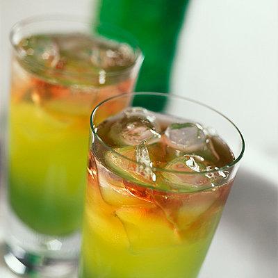 Vodka Cocktail Mirage - p349m800788 by Jan Baldwin