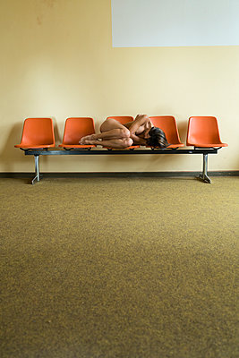 Waiting room - p427m2014731 by R. Mohr
