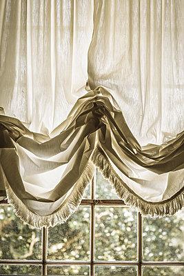 Window with curtains - p1170m2142957 by Bjanka Kadic