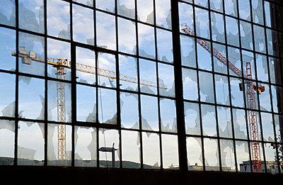 Ausblick aus alter Fabrik - p2190050 von Carsten Büll
