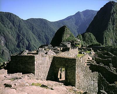 Machu Picchu - p945m1440552 von aurelia frey