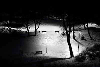 Winter park - p312m2077874 by Jens Lindström