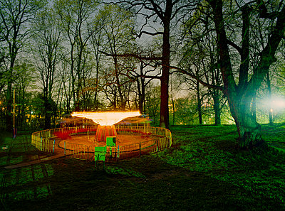 Das Karussell dreht sich - p362m1541453 von André Wagner