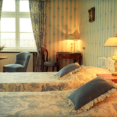 Hotelzimmer - p0750254 von Lukasz Chrobok