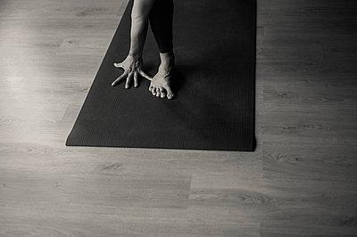 Yogakurs - p1150m2128669 von Elise Ortiou Campion