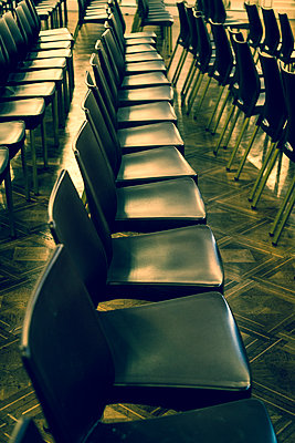 Plastic chairs - p1170m1125323 by Bjanka Kadic