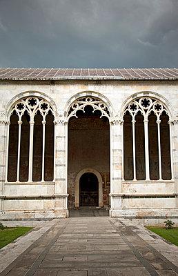 Camposanto in Pisa - p382m2021700 von Anna Matzen