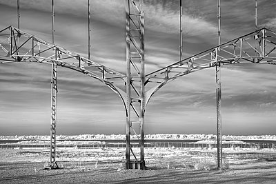 Metal structure - p1653m2232285 by Vladimir Proshin