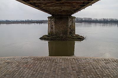 Loire Bridge - p1402m1462189 by Jerome Paressant