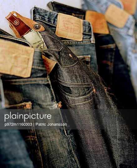 Verschiedene Jeans - p972m1160303 von Patric Johansson