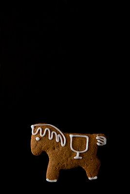 Lebkuchenpferd - p4470397 von Anja Lubitz