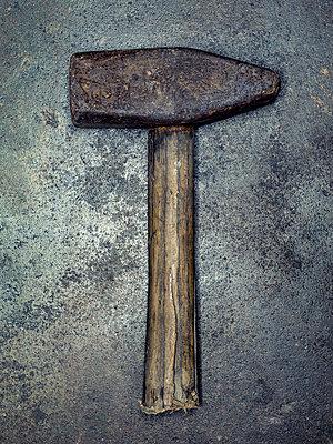 Hammer - p536m1461854 von Schiesswohl