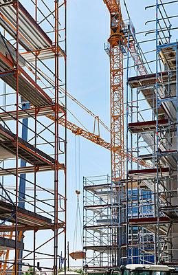 Baustelle - p1203m1475457 von Bernd Schumacher