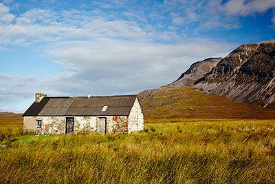 Einsame Hütte/Bothy - p1145m1590878 von Kerstin Lakeberg