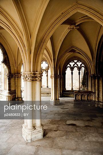 Klostermauern - p2480833 von BY
